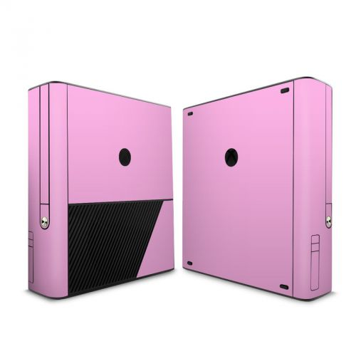 Solid State Pink Xbox 360 E Skin