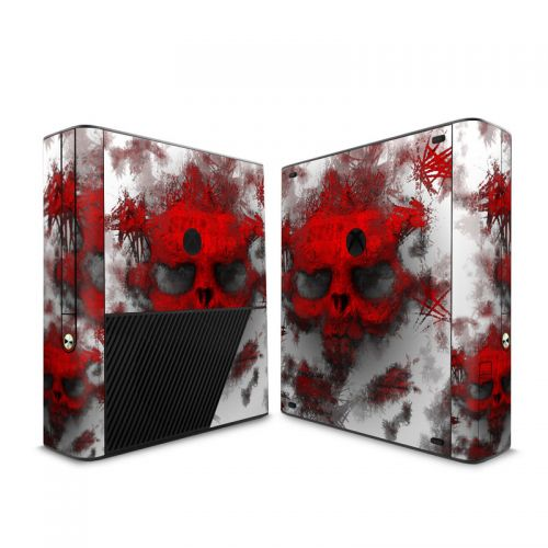 War Light Xbox 360 E Skin