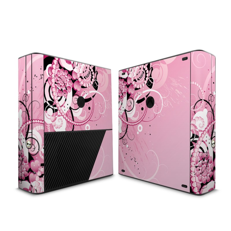 Her Abstraction Xbox 360 E Skin