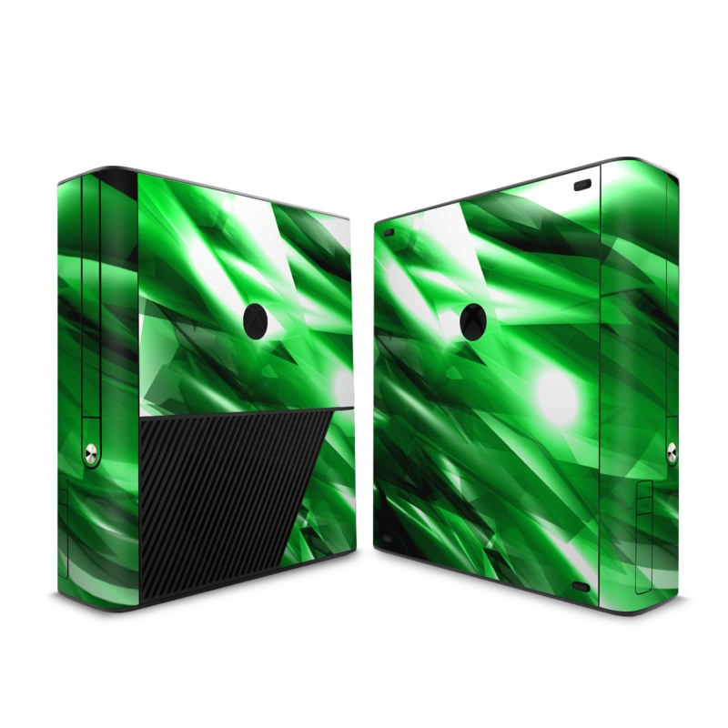 Kryptonite Xbox 360 E Skin