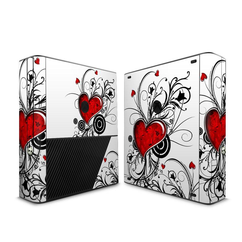 My Heart Xbox 360 E Skin