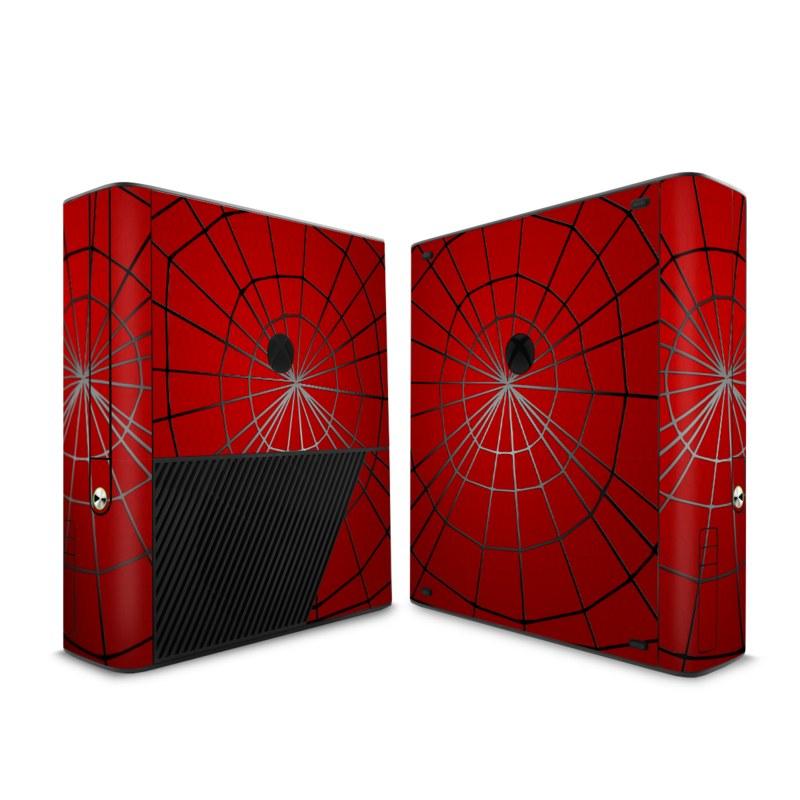 Webslinger Xbox 360 E Skin
