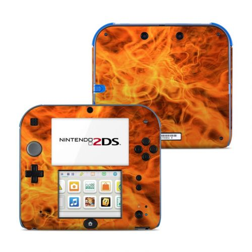 Combustion Nintendo 2DS Skin