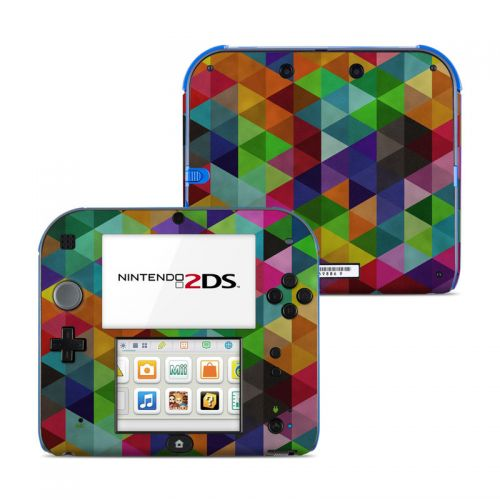 Connection Nintendo 2DS Skin