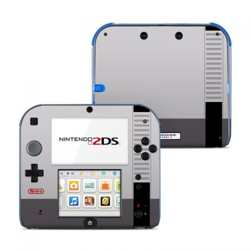Retro Horizontal Nintendo 2DS Skin
