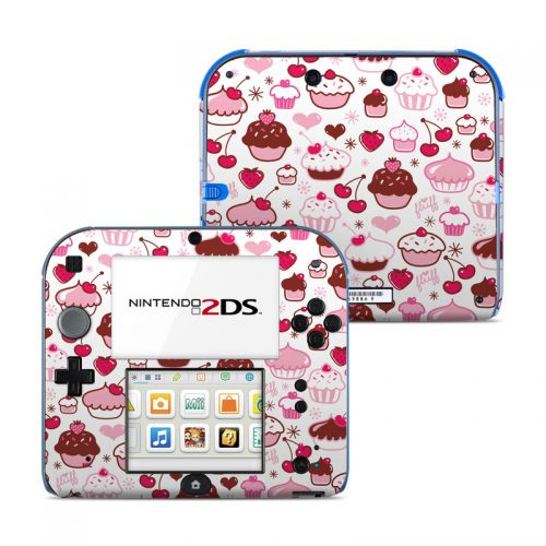 Sweet Shoppe Nintendo 2DS Skin