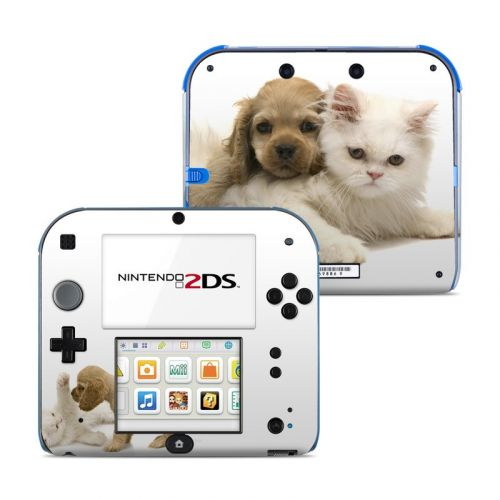 Young Love Nintendo 2DS Skin