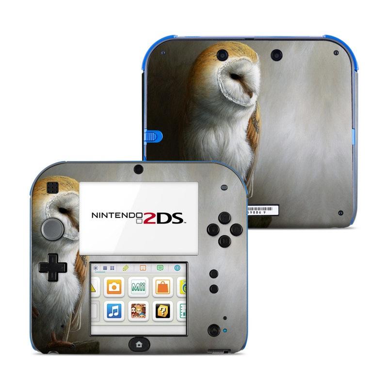 Barn Owl Nintendo 2DS Skin