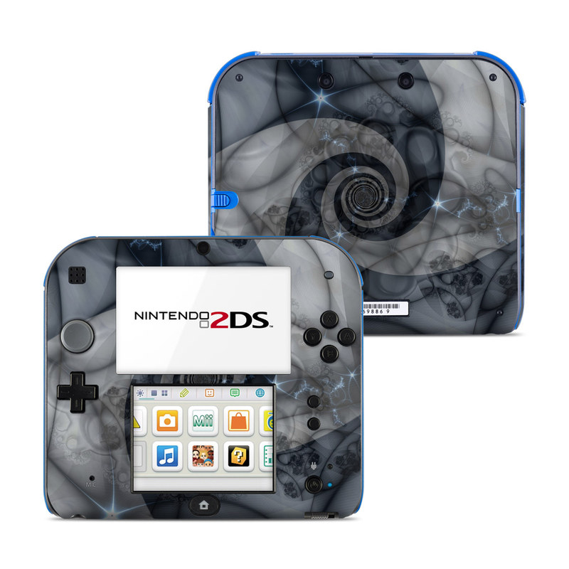 Birth of an Idea Nintendo 2DS Skin
