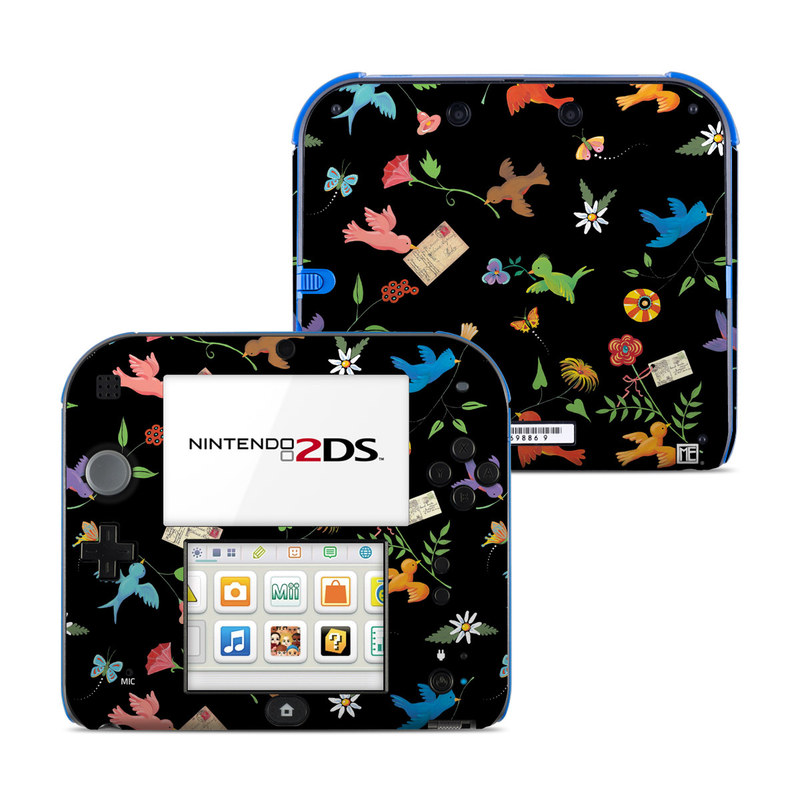 Birds Nintendo 2DS Skin