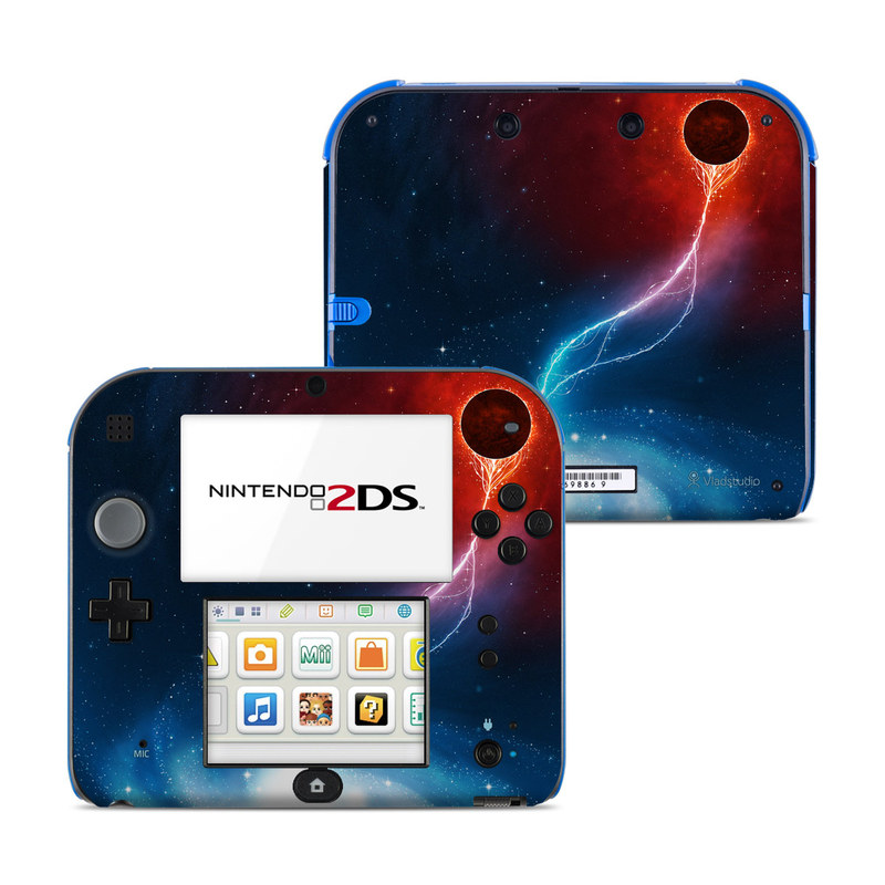 Black Hole Nintendo 2DS Skin