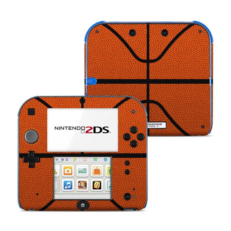 Basketball Nintendo 2DS Skin