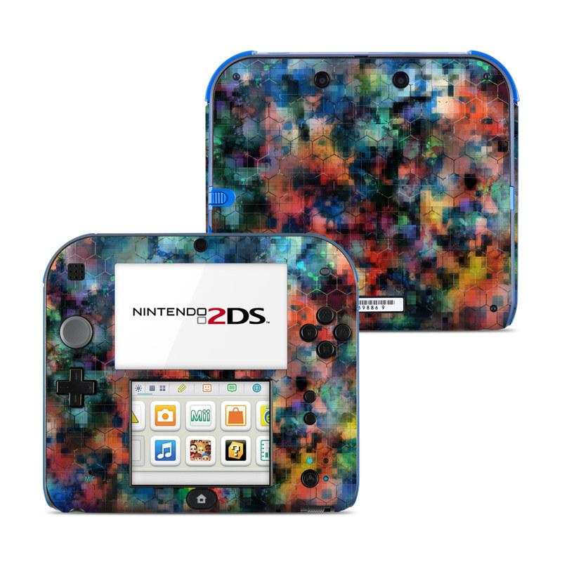 Circuit Breaker Nintendo 2DS Skin