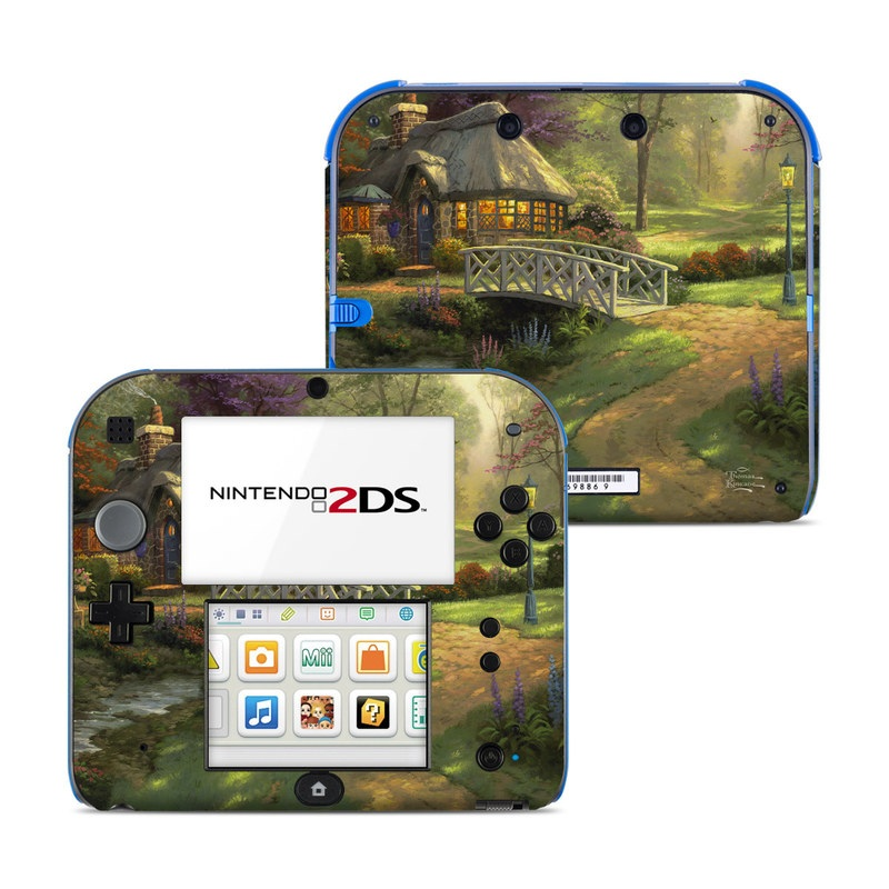 Friendship Cottage Nintendo 2DS Skin