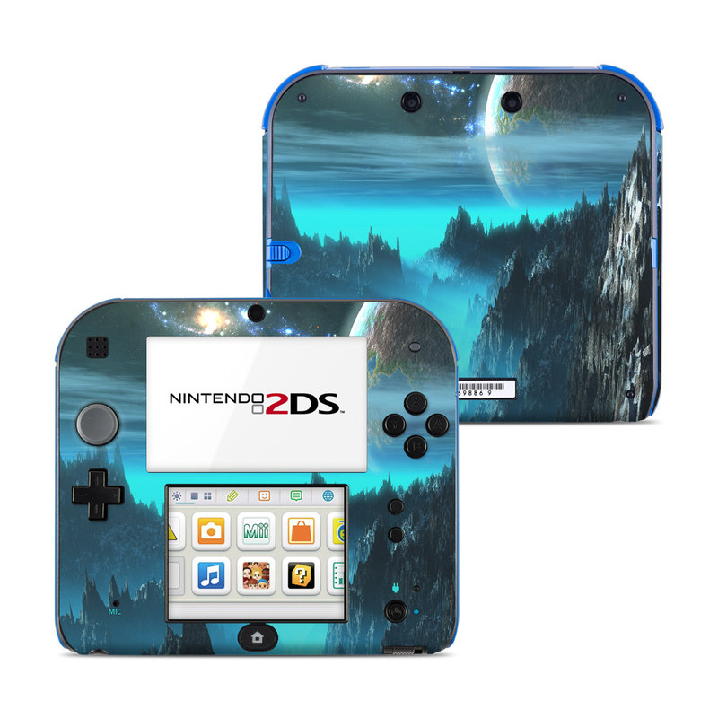 Path To The Stars Nintendo 2DS Skin