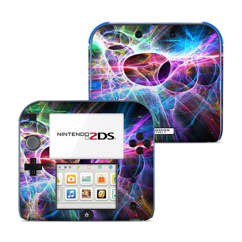 Static Discharge Nintendo 2DS Skin