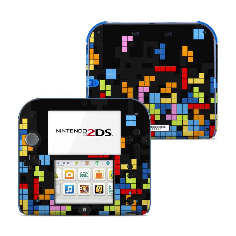 Tetrads Nintendo 2DS Skin