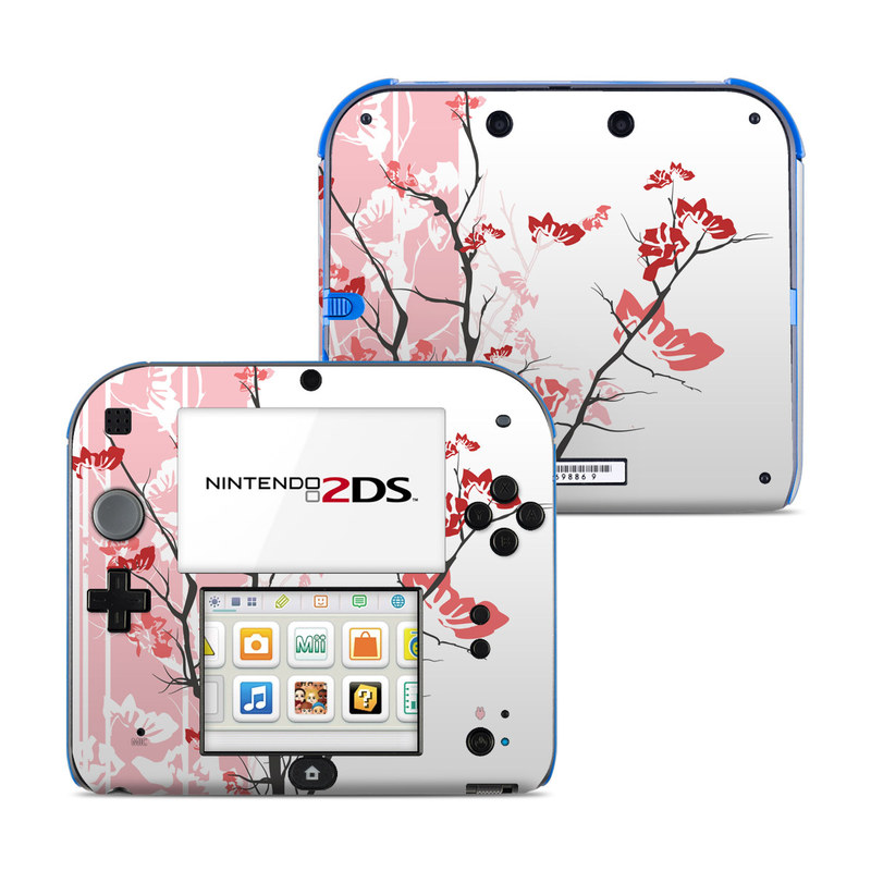 Pink Tranquility Nintendo 2DS Skin