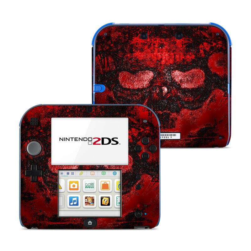 War II Nintendo 2DS Skin