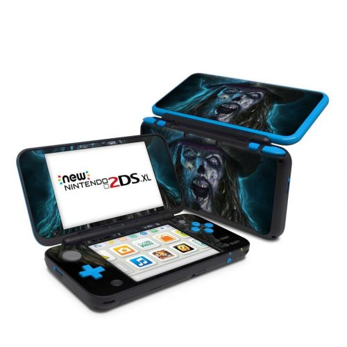 Captain Grimbeard Nintendo 2DS XL Skin