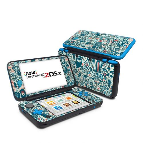 Committee Nintendo 2DS XL Skin