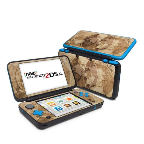 Quest Nintendo 2DS XL Skin