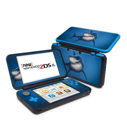 Shark Totem Nintendo 2DS XL Skin