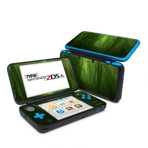 Spring Wood Nintendo 2DS XL Skin