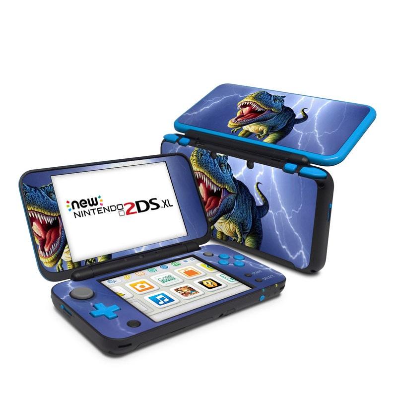 Big Rex Nintendo 2DS XL Skin