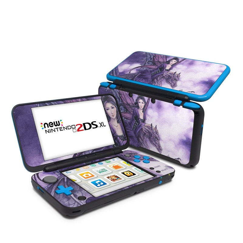 Dragon Sentinel Nintendo 2DS XL Skin
