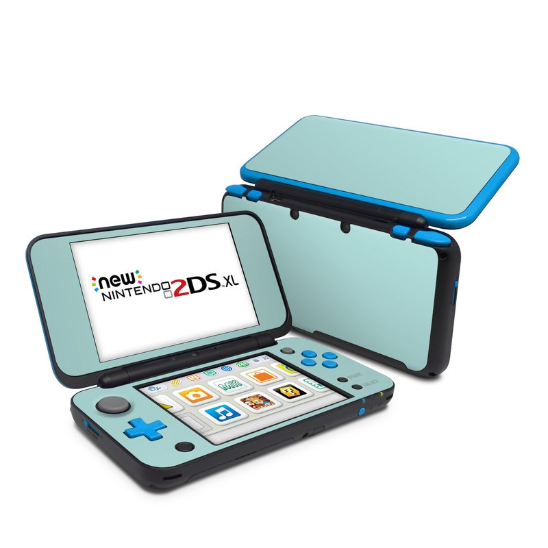 Solid State Mint Nintendo 2DS XL Skin