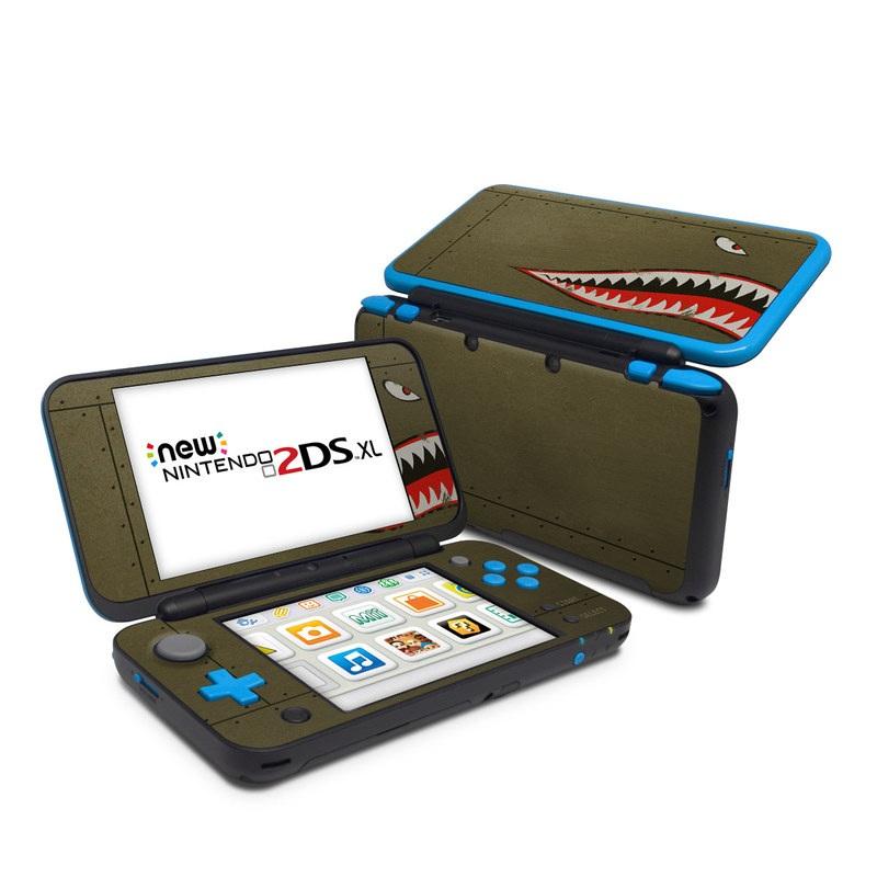 USAF Shark Nintendo 2DS XL Skin