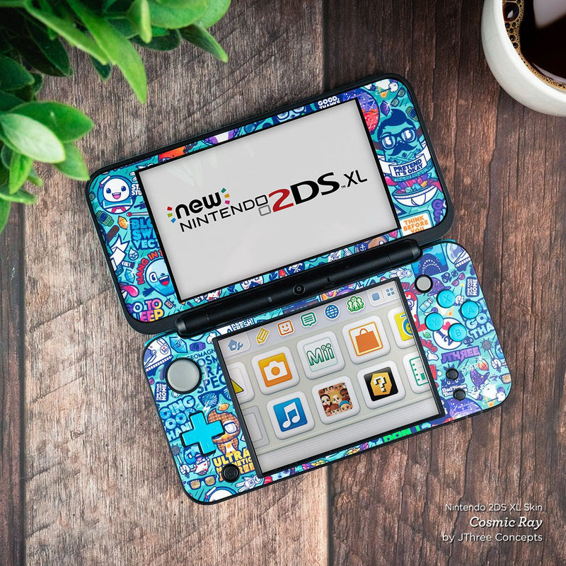 Nintendo 2ds green