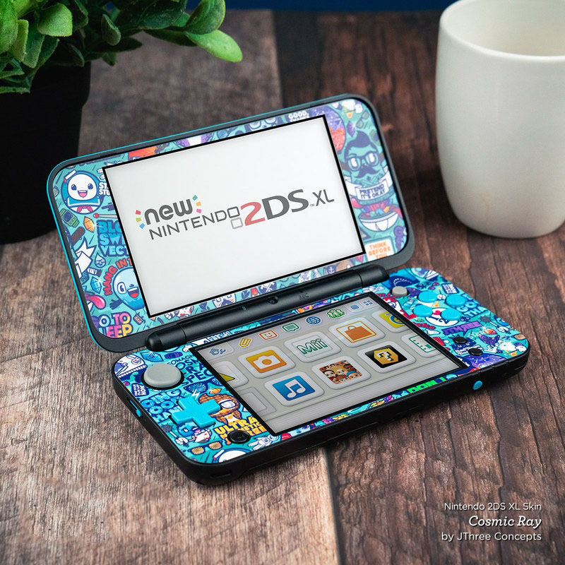 Bears Hate Math Nintendo 2DS XL Skin | iStyles