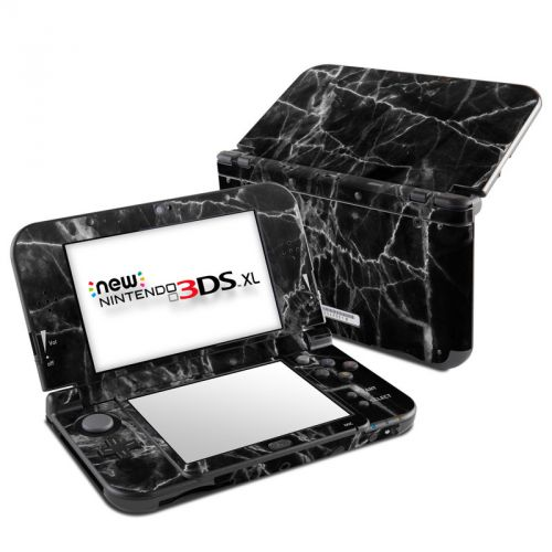 Black Marble Nintendo 3DS XL (2015) Skin