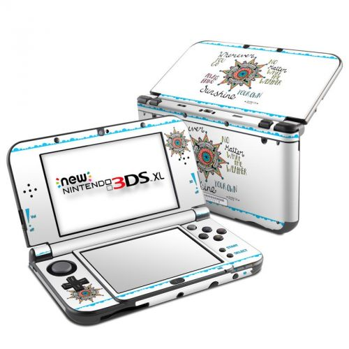 Bring Your Own Nintendo 3DS XL (2015) Skin
