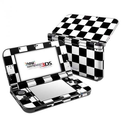Checkers Nintendo 3DS XL (2015) Skin