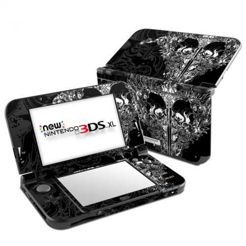 Darkside Nintendo 3DS XL (2015) Skin