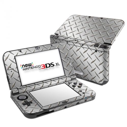 Diamond Plate Nintendo 3DS XL (2015) Skin