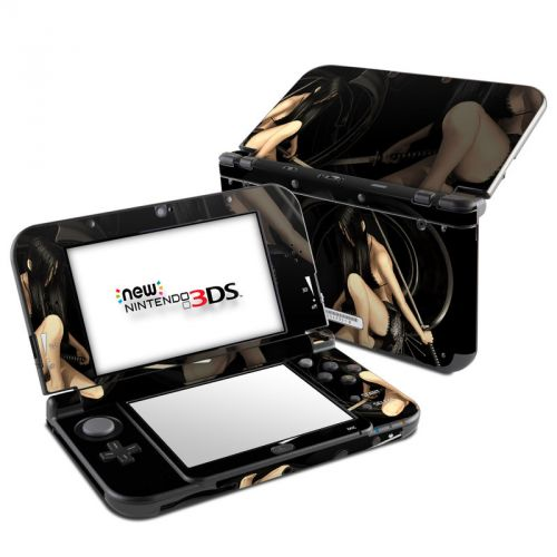 Josei 2 Dark Nintendo 3DS XL (2015) Skin