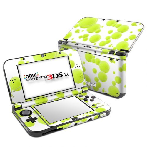 Lots of Tennis Balls Nintendo 3DS XL (2015) Skin