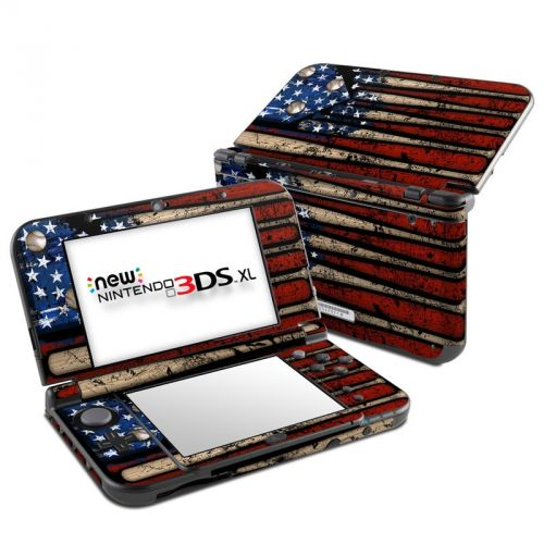 Old Glory Nintendo 3DS XL (2015) Skin