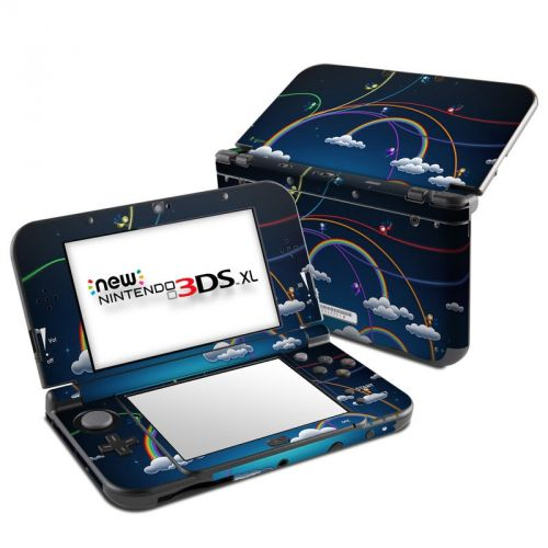 Rainbows Nintendo 3DS XL (2015) Skin