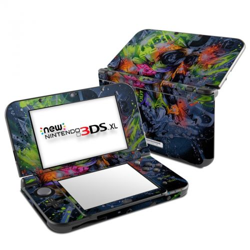 Speak Nintendo 3DS XL (2015) Skin
