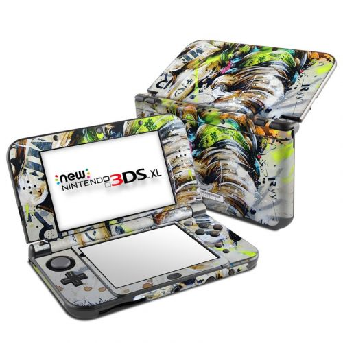 Theory Nintendo 3DS XL (2015) Skin