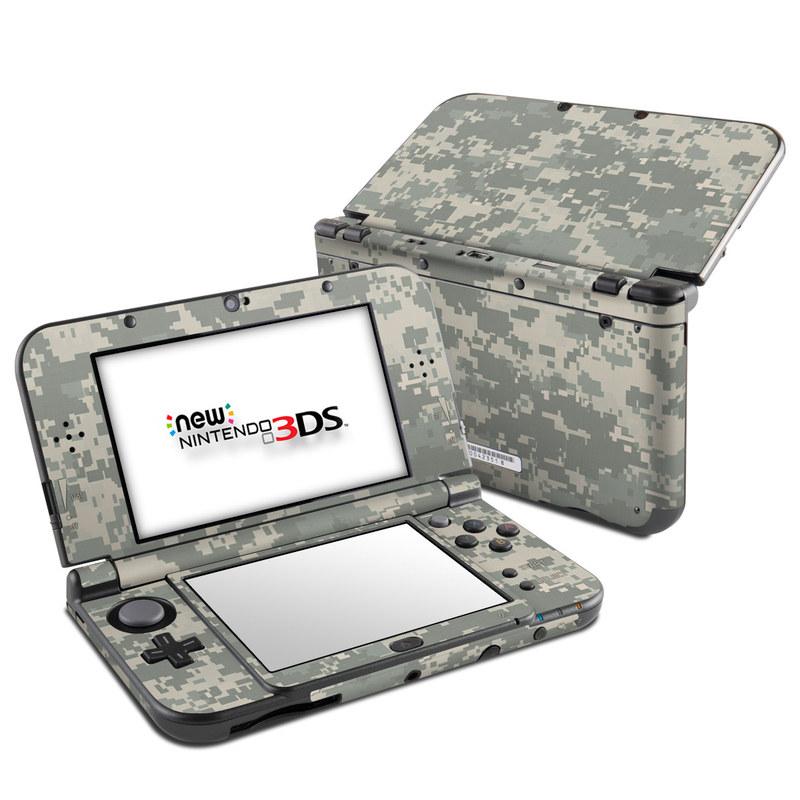 ACU Camo Nintendo 3DS XL (2015) Skin