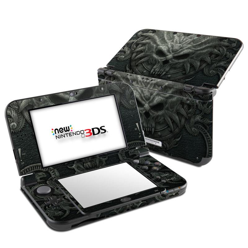 Black Book Nintendo 3DS XL (2015) Skin