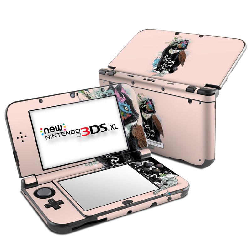 Black Magic Nintendo 3DS XL (2015) Skin