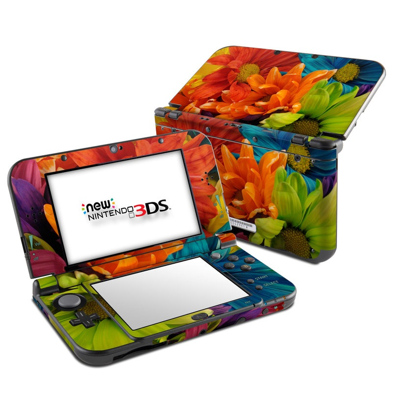 Colours Nintendo 3DS XL (2015) Skin
