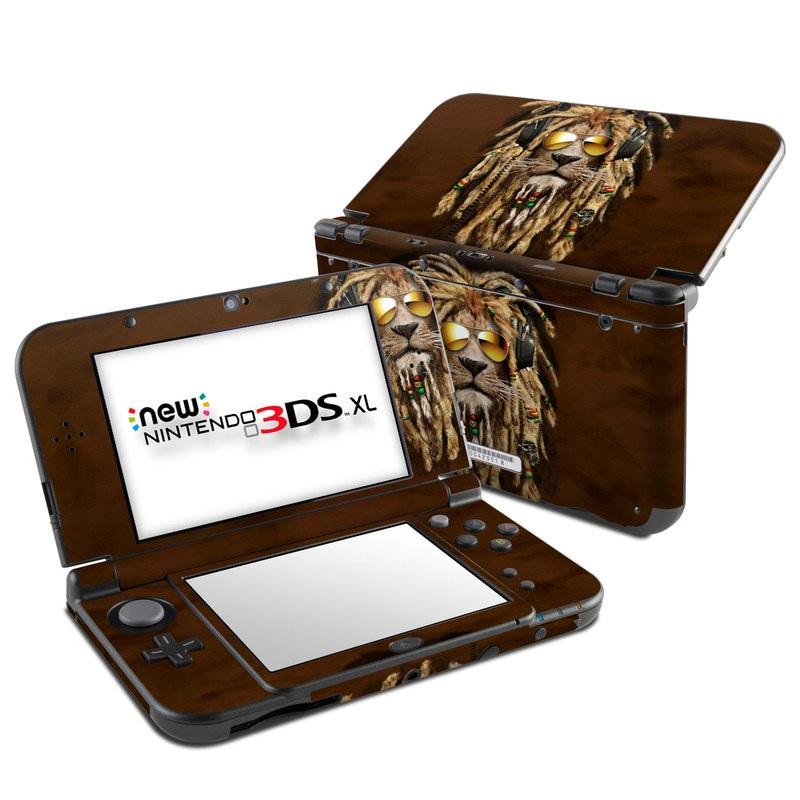 DJ Jahman Nintendo 3DS XL (2015) Skin